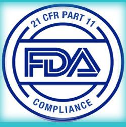 21 CFR compliance documents
