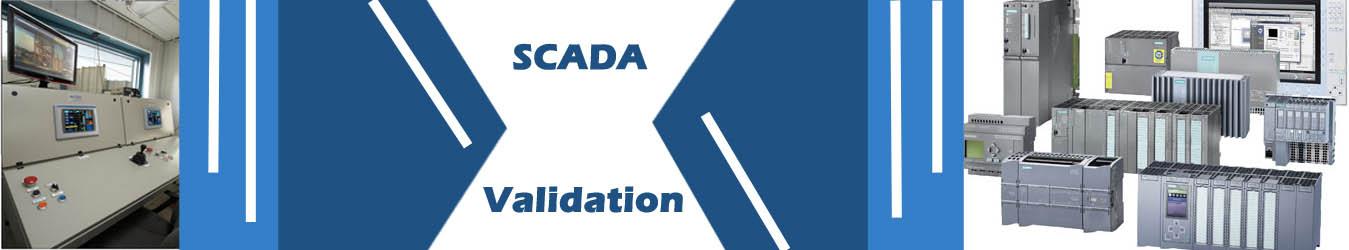 SCADA validation