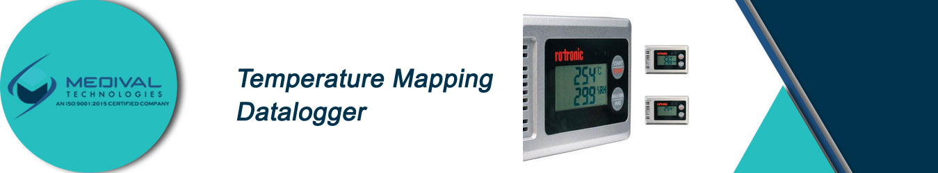 temperature mapping datalogger