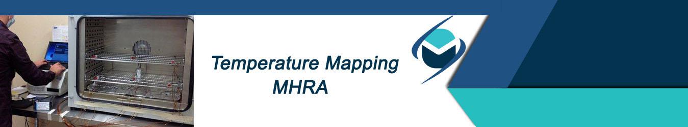 temperature mapping MHRA