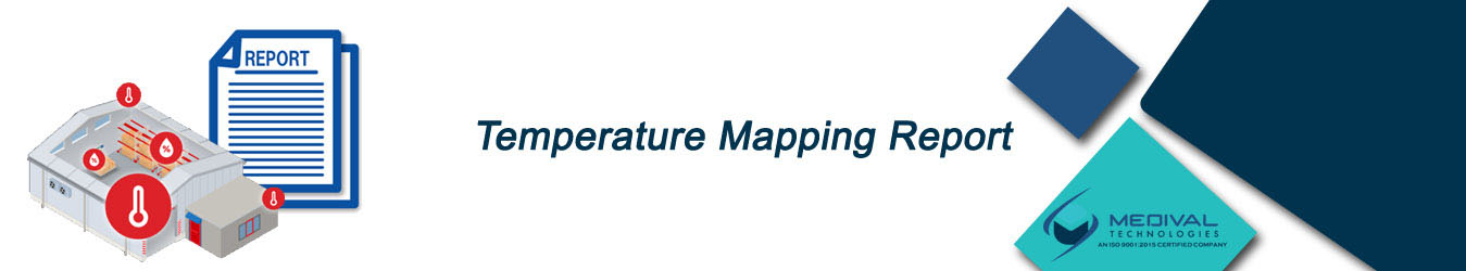 Temperature mapping report