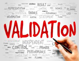 CSV validation