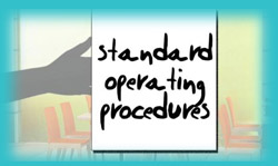 Standard Operating Procedures for pharmaceutical